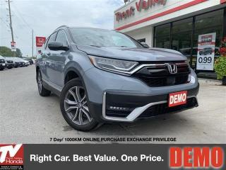 Used 2020 Honda CR-V Touring AWD for sale in Peterborough, ON