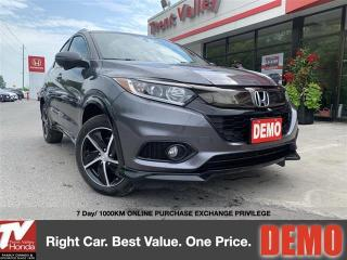 Used 2021 Honda HR-V SPORT AWD for sale in Peterborough, ON