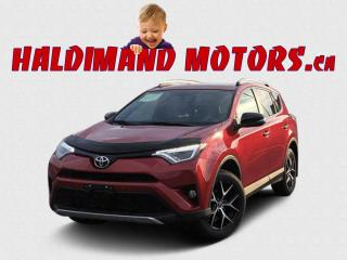 Used 2016 Toyota RAV4 SE AWD for sale in Cayuga, ON