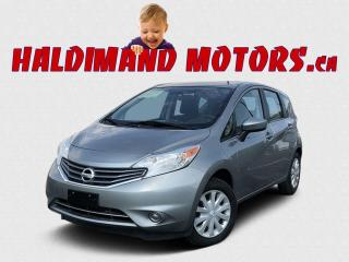 Used 2015 Nissan Versa Note S 2WD for sale in Cayuga, ON