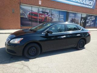 Used 2013 Nissan Sentra SV for sale in Mississauga, ON