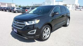 Used 2015 Ford Edge Titanium for sale in New Hamburg, ON