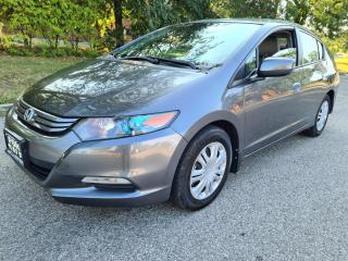 Used 2010 Honda Insight 5dr Hybrid! Loaded! for sale in Mississauga, ON
