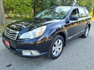 Used 2012 Subaru Outback 4dr Wgn H4 Auto 2.5i Premium for sale in Mississauga, ON