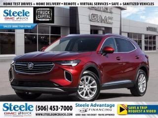 New 2021 Buick Envision Preferred for sale in Fredericton, NB