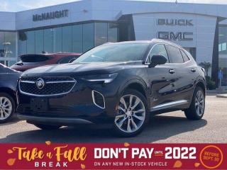 New 2021 Buick Envision Avenir 2.0L AWD for sale in Winnipeg, MB
