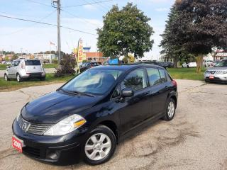 Used 2009 Nissan Versa 1.8 S ****Certified***3 Year warranty***NO ACCIDEN for sale in Kitchener, ON