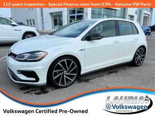 Used 2018 Volkswagen Golf R 4Motion AWD - 1 OWNER for sale in PORT HOPE, ON
