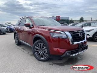 New 2022 Nissan Pathfinder SL for sale in Midland, ON