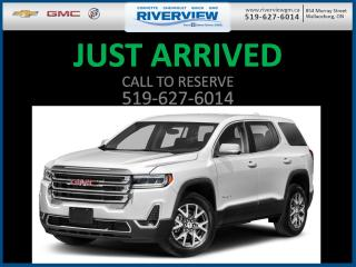New 2021 GMC Acadia AT4 for sale in Wallaceburg, ON