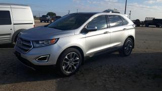 Used 2016 Ford Edge Titanium for sale in Elie, MB