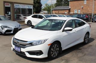 Used 2018 Honda Civic SE for sale in Brampton, ON