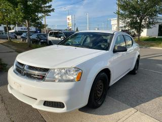 Used 2013 Dodge Avenger SE | ONE OWNER | KEYLESS | NO ACCIDENTS | for sale in Toronto, ON