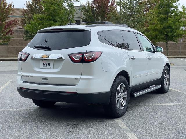 2017 Chevrolet Traverse LT Photo5