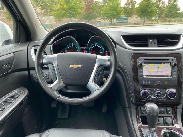 2017 Chevrolet Traverse LT Photo13