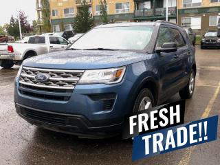 Used 2018 Ford Explorer for sale in Red Deer, AB