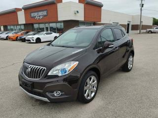Used 2016 Buick Encore Premium for sale in Steinbach, MB