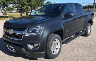 Used 2018 Chevrolet Colorado LT for sale in Windsor, ON