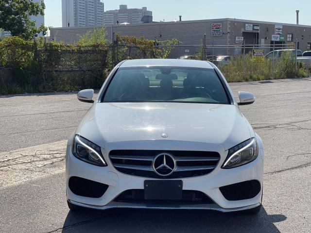 2015 Mercedes-Benz C-Class C300 4MATIC LEATHER/PUSH TO START Photo2