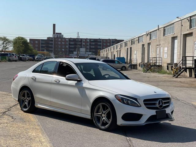 2015 Mercedes-Benz C-Class C300 4MATIC LEATHER/PUSH TO START Photo3