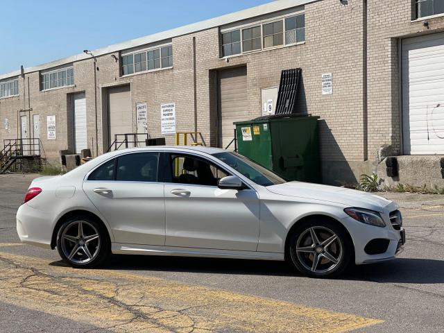 2015 Mercedes-Benz C-Class C300 4MATIC LEATHER/PUSH TO START Photo4