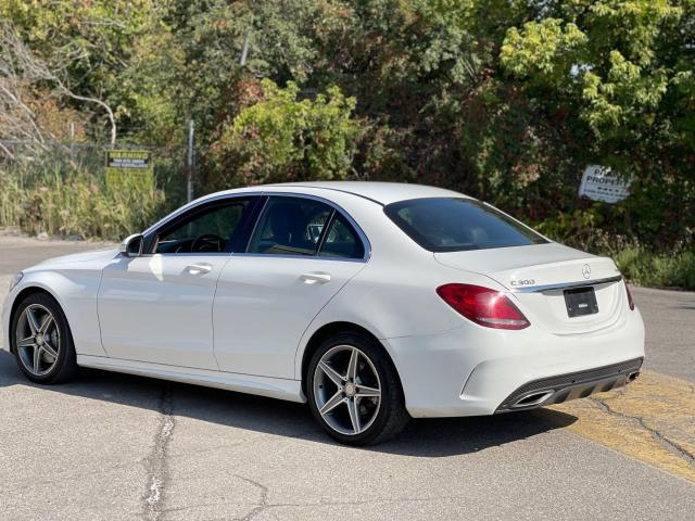 2015 Mercedes-Benz C-Class C300 4MATIC LEATHER/PUSH TO START Photo7