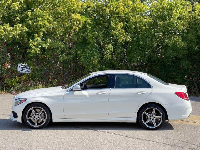 2015 Mercedes-Benz C-Class C300 4MATIC LEATHER/PUSH TO START Photo8