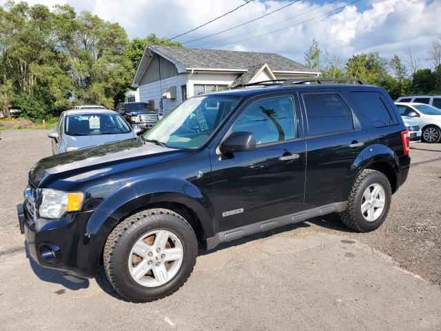2008 Ford Escape Hybrid Leather Navi Certified