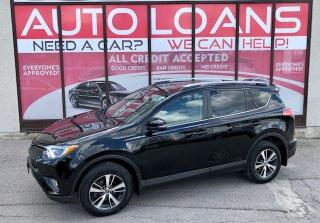 Used 2018 Toyota RAV4 XLE-ALL CREDIT ACCEPTED for sale in Toronto, ON