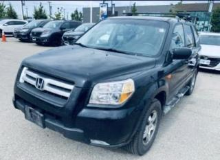 Used 2006 Honda Pilot EX-L,7 passengers , 4WD for sale in Scarborough, ON