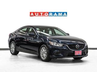 Used 2016 Mazda MAZDA6 GS NAVIGATION LEATHER SUNROOF BACKUP CAM for sale in Toronto, ON