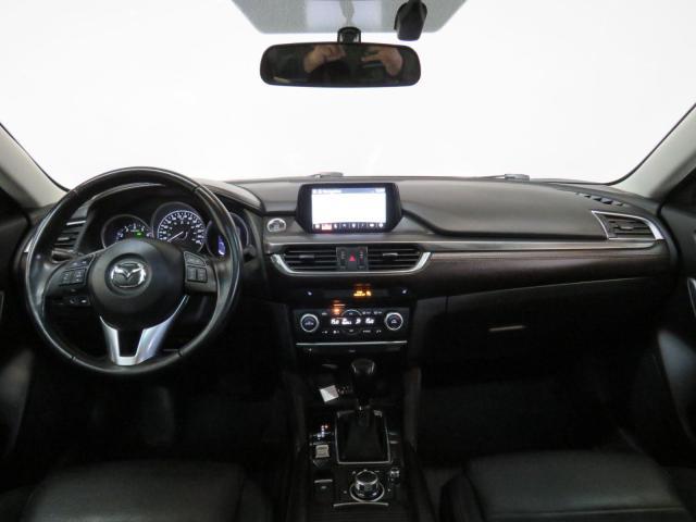 2016 Mazda MAZDA6 GS NAVIGATION LEATHER SUNROOF BACKUP CAM