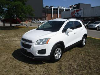 Used 2015 Chevrolet Trax LT ~ AWD ~ BLUETOOTH ~ SAFETY INCLUDED for sale in Toronto, ON