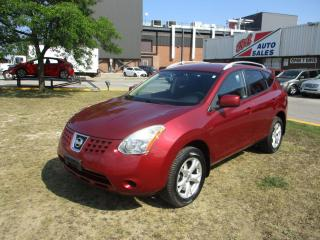 Used 2009 Nissan Rogue SL ~ AWD ~ HTD SEATS ~ LOW KM ~ SAFETY INCLUDED for sale in Toronto, ON