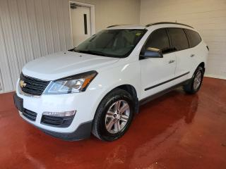 Used 2017 Chevrolet Traverse LS FWD for sale in Pembroke, ON