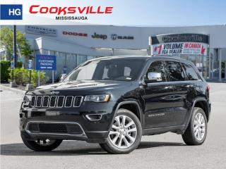 Used 2017 Jeep Grand Cherokee Limited, NAV, SUNROOF, LEATHER, HEMI! for sale in Mississauga, ON