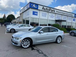 Used 2017 BMW 330 i xDrive NAV | SUNROOF | LEATHER SEATS | MEMORY SEAT | for sale in Brampton, ON