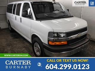 Used 2019 Chevrolet Express 3500 LT for sale in Burnaby, BC