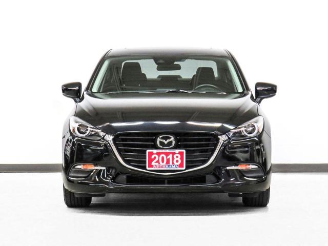 2018 Mazda MAZDA3 GS Backup Camera Heated Seats