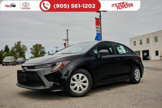 New 2022 Toyota Corolla L for sale in Hamilton, ON