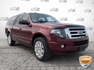 Used 2012 Ford Expedition Max Limited AS IS Save and do the safety yourself for sale in St Thomas, ON