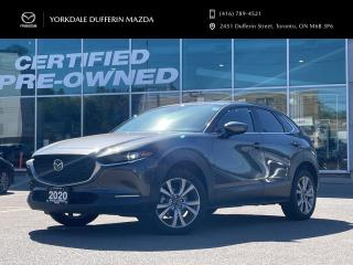 Used 2020 Mazda CX-30 GS AWD at ONE OWNER! for sale in York, ON