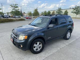Used 2008 Ford Escape XLT, Leather, Sunroof, Auto, Warranty available for sale in Toronto, ON