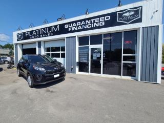 Used 2017 Kia Sportage LX for sale in Kingston, ON