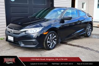 Used 2016 Honda Civic LX BACK UP CAM - HEATED SEATS - ONE OWNER for sale in Kingston, ON