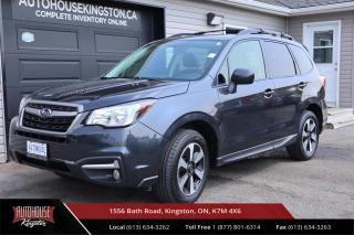 Used 2018 Subaru Forester 2.5i Touring POWER LIFT GATE - BACK UP CAM - CLEAN CARFAX for sale in Kingston, ON