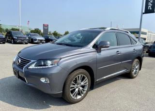 Used 2013 Lexus RX 350 Ultra Premium  Navigation/Heads Up Display/Sunroof for sale in North York, ON