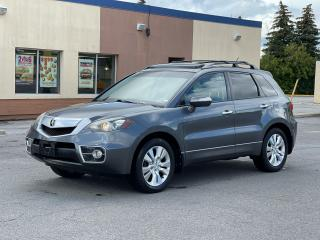 Used 2012 Acura RDX Tech Pkg Navigation/Sunroof/Camera for sale in North York, ON