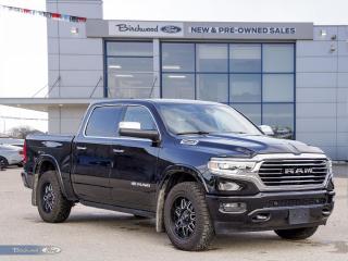 Used 2020 RAM 1500 Longhorn NAV | ROOF | CLEAN CARFAX | LOADED for sale in Winnipeg, MB