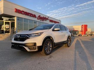 Used 2020 Honda CR-V Sport AWD | SUNROOF | LOCAL | for sale in Winnipeg, MB
